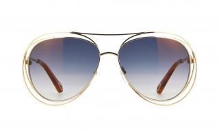 Chloe CE134S Aviator Sunglasses
