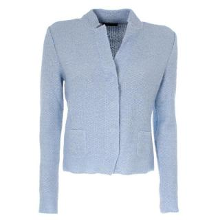 Anne Claire Baby Blue Cardigan