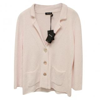 Anne Claire Baby Pink Cardigan Jacket