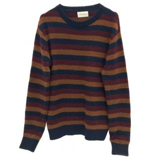 Oliver Spencer Striped Jumper