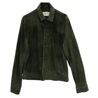 Oliver Spencer Suede Jacket