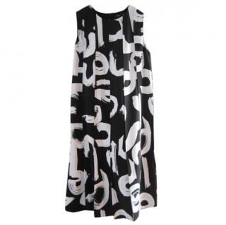 Proenza Schouler monochrome dress.