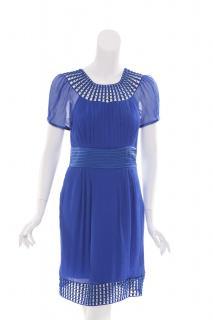 Catherine Malandrino Dress royal blue