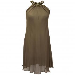 Daslu brown dress
