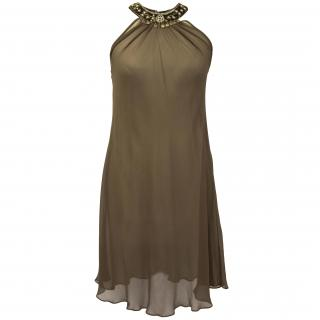 Daslu brown dress