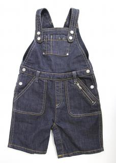 Armani Baby Jean Dungarees
