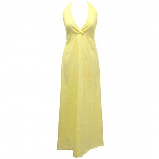 Antik Batik Yellow Sundress