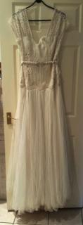 Catherine Dean Odele Lace Gown