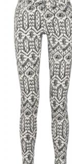 Sass & Bide Ikat Print Skinny Jeans NEW