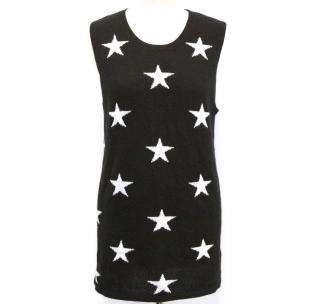 Zoe Karssen star print top