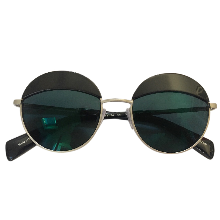 Yohji Yamamoto Round Sunglasses