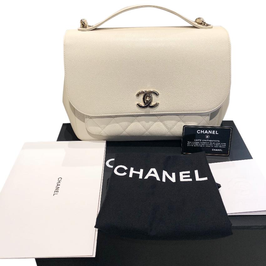 30ede7dc0578 Chanel Business Affinity Bag