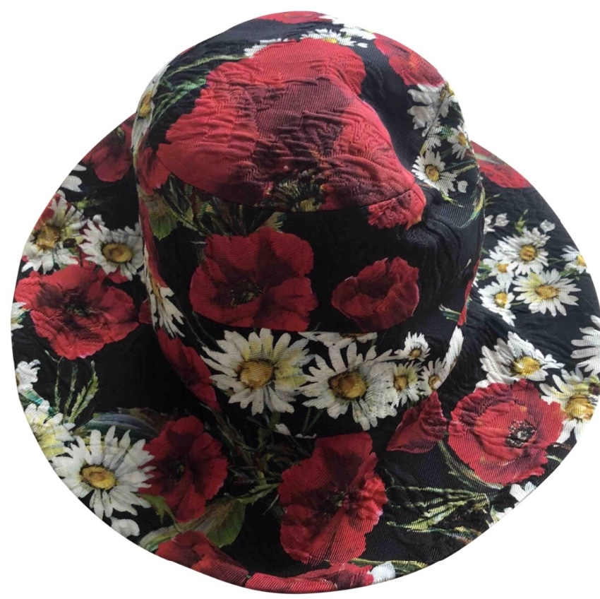 Dolce & gabbana cotton summer hat
