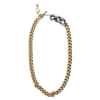 Lanvin Gourmette Chain Necklace