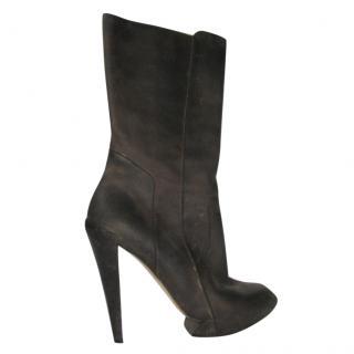 Nicholas Kirkwood Mid-Calf boots