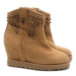 Ash Yahoo Wedge Boots