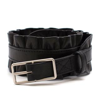 Philip Lim Ruched Waist Belt