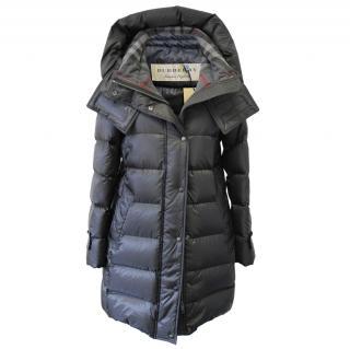 Burberry Detachable Hooded Puffer Coat