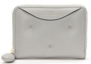 Anya Hindmarch Chubby zip around wallet
