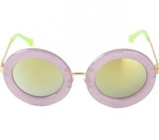 Linda Farrow x Markus Lupfer Acquista Sunglasses