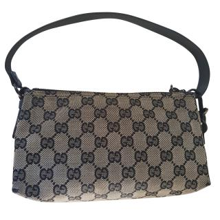 Gucci Mini Monogram Pochette Bag