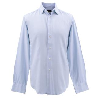 Richard James striped cotton shirt