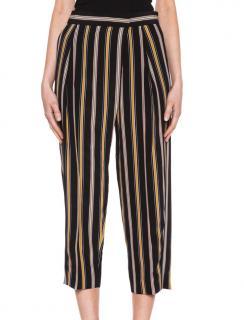 Chloe Rough Striped Trousers