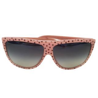 Dolce & Gabbana aviator star sunglasses