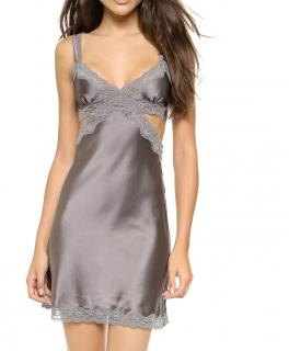Stella McCartney 'Clara Whispering' Silk Chemise Sleepwear
