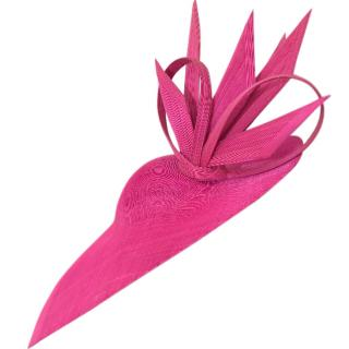 Philip Treacy Pink Ascot Hat