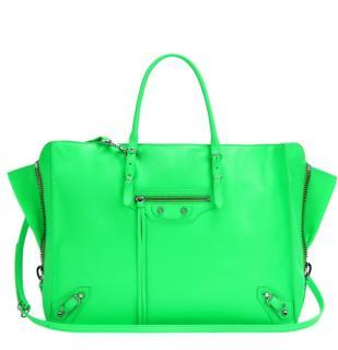 Balenciaga Papier B4 Zip Around Bag