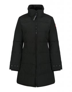 Canada Goose Heatherton Black Coat