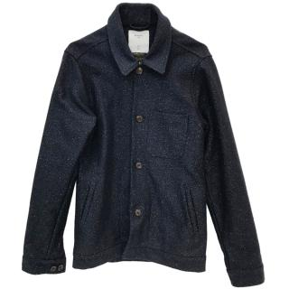 Percival Navy Jacket
