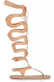 Ancient Greek Kori Sandals
