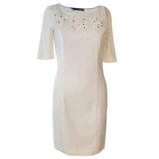 Love Moschino White Mini Dress
