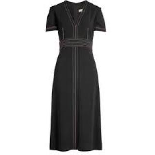 Burberry Benni Topstich Dress