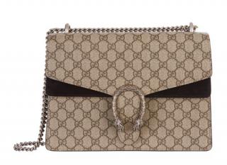 Gucci Dionysus GG Supreme Bag