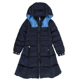 Prada Girls feather down padded jacket