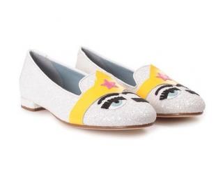 Chiara Ferragni wonder woman Loafers