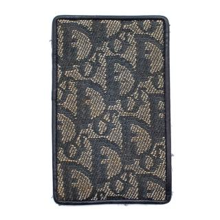 Dior monogram cardholder