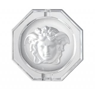 Versace medusa lumier 16cm ashtray