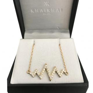 Khai Khai Diamond necklace