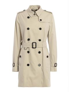 Burberry 'The Kensington' midi trench