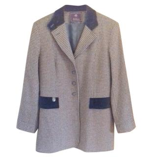 Mulberry Tweed Jacket