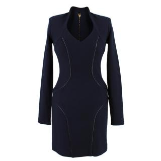 Safiyaa Long Sleeve Fitted Dress