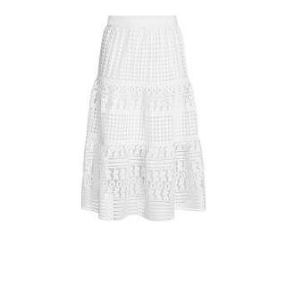 Diane Von Furstenberg 'Tiana' Lace Skirt