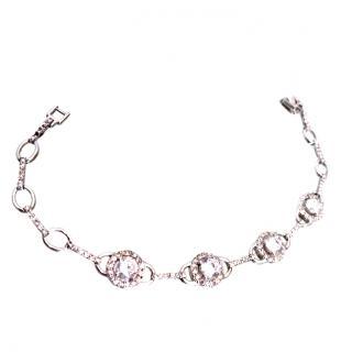 Ambrosia Paris Swarovski Crystal Roses Bracelet