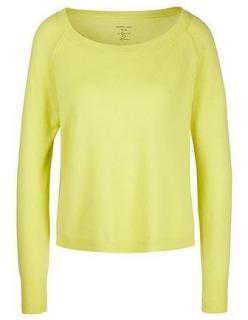 Marc Cain Limoncello Cashmere Sweater