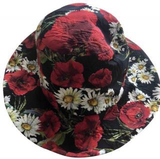 Dolce & gabbana cotton summer hat