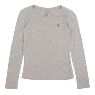 Ralph Lauren Polo Long Sleeve T-Shirt